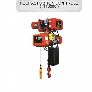 POLIPASTO 2 TON TROLE HYUNDAI (HT-S200)
